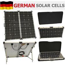 150 w 12v chargeur panneau solaire pliable Kit pour caravane motorhome bateau camping-car