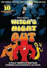 WITCH'S NIGHT OUT New Sealed DVD 1978 Gilda Radner Catherine O'Hara