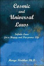 Cosmic and Universal Laws - Subtitle  Infinite Laws for a Happy and Prosperous L