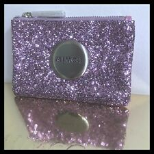 Mimco Tiny Small Sparks Pouch Wallet Purple brand New Dust Bag