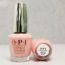 OPI INFINITE SHINE Pretty Pink Perseveres - Air Dry 10 Day Nail Polish IS L01