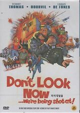 Don't Look Now - We're Being Shot at - All Region  Compatible Louis NEW DVD