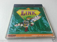 Link the Faces of Evil - Philips CD-I/CDI (Zelda Free Shipping Worldwide VGC)