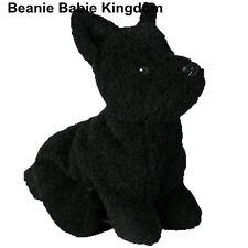 Ty Beanie Baby * SCOTTIE * The Black Terrier Puppy Dog Beanie Babie