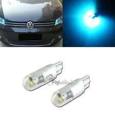 2x Ice Cold Blue 3-3030-SMD LED Replacement Bulbs for Car Parking City Lights