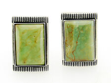 Victoria Adams Sterling Silver Turquoise Clip Earrings By Relios Carolyn Pollack