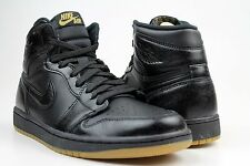 NIKE AIR JORDAN 1 RETRO HIGH OG SZ 13 BLACK GUM 555088 020 bulls bred royal
