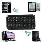 Mini Bluetooth Wireless Keyboard for iPad-Laptop PC Android Tab PS3 Light Weight