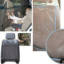 CAR SEAT BACK PROTECTOR COVER FOR KIDS MAT MUD CLEAN FEET SHOES WATERPROOF