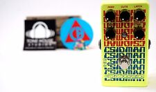 Catalinbread Csidman Delay Guitar Effect Pedal - New w/ Case Candy Included