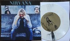"Nirvana- BBC Sessions RARE colored vinyl 7"" w/poster sleeve (Hole, Soundgarden)"