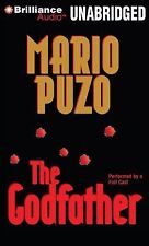 The Godfather by Mario Puzo (2011, Cd, Unabridged)