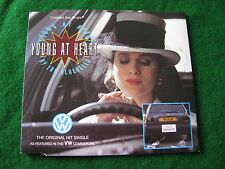 THE BLUEBELLS.. Young At Heart  (4 Track CD Single)