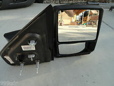 d30406 Ford F150 2011 2012 RH door power heated towing mirror OEM