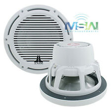 "JL AUDIO® M10W5-CG-WH 10"" MARINE / BOAT SUBWOOFER SUB WOOFER CLASSIC GRILL WHITE"