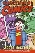 Understanding Comics : The Invisible Art by Scott McCloud (1994, Paperback)