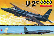 Lindberg Hawk Lockheed U-2C Spyplane  Model Kit 1/48