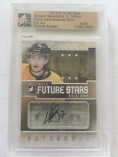 2012-13 Ultimate Eric Roy Auto Silver /24 Future Stars In The Game 12/13