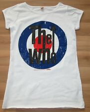 AMPLIFIED Official THE WHO Target 68'er Rock Star Vintage Designer T-Shirt g.S