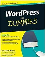 WordPress For Dummies, 2nd Edition-ExLibrary