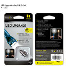 C or D CELL MAGLITE FLASHLIGHT LED UPGRADE BULB EXTENDS BATTERY LIFE NITE IZE