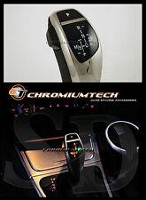 2001-06 BMW E53 X5 CROMADO LED Cambio Marchas Pomo para LHD w/Posición Luz