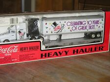 Toy Train K-Line Coca-Cola Heavy Hauler Celebrating 10 Years Of Diet Coke TOFC