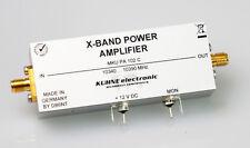 3CM Verstärker MKU PA 102 C, Power Amplifier, Leistungsverstärker, DB6NT, Kuhne