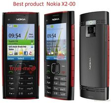 Housing New Nokia X2-00 Full Body Panel  (Black) Best Product.