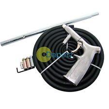 Arena De Aire Blaster Kit pistola de voladura grano tiro Sandblaster Óxido Quitar