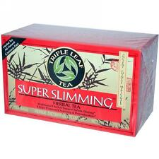 Triple Leaf Tea, Super Slimming Herbal Tea, 20 tea bags
