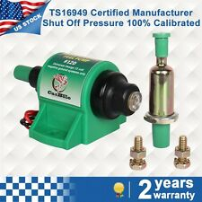 Micro electronic diesel fuel pump 12D 4-7 psi 12V neg ground diesel Universal
