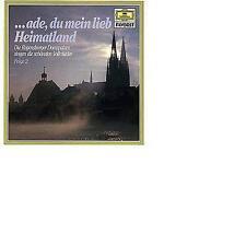 Regensburger Domspatzen singen die schönsten Volkslieder Ade, du mein lieb Heima