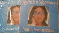 NANA MOUSKOURI return/romance VOL 1&2 NEW/SEALED 1980's READER'S DIGEST 2-LP SET