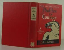 JOHN F. KENNEDY Profiles in Courage SIGNED EARLY PRINTING