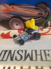 HOT WHEELS ZOWEES 1972 #25-1 DESPERADO SMALL HAT HITCH LOOSE