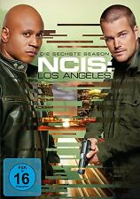 6 DVDs * NCIS : LOS ANGELES - STAFFEL / SEASON 6 ~ NAVY CIS # NEU OVP +