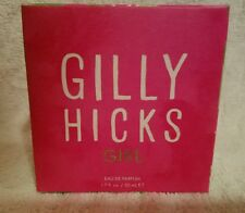 NEW IN BOX Womens Girls Gilly Hicks 1.7 oz GIRL Perfume Eau de Parfum
