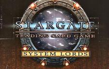 STARGATE CCG TCG SYSTEM LORDS Samantha Carter Mathematics Wizard #104 FOIL