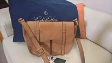 Brooks Brothers leather cross body bag