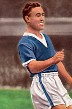 Football Photo BOBBY COLLINS Everton 1950s
