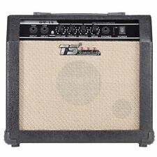 GT-15 Professional 3-Band EQ 10W Electric Guitar Amplifier Amp Distortion M6K8
