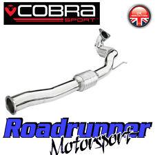 "Cobra Sport Leon Cupra R Mk1 Tubo de bajada Deportes Gato Frontal Tubo De Escape 2.5 "" (Se09)"