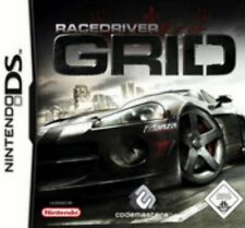 Nintendo DS 3DS RACE DRIVER GRID DEUTSCH Top Zustand