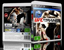 (PS3) UFC Personal Trainer (G) (Fitness) (PlayStation Move) Guaranteed, Tested