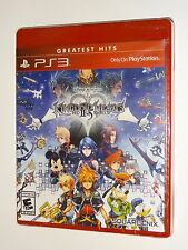 Kingdom Hearts - HD 2.5 ReMIX - (PlayStation 3 PS3) NEW SEALED - Video Game II.5