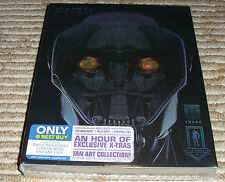 *Best Buy Exclusive* 2 Disc -X-Men Days of Future Past! 3D + Blu-Ray!  NEW!