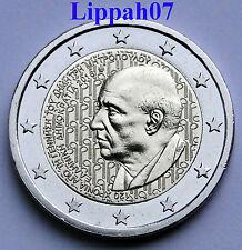 Griekenland speciale 2 euro 2016 Dimitri Mitropoulos UNC