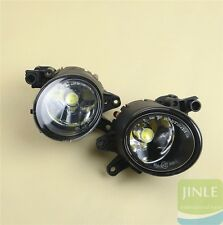 Pair Of Front Bumper LED Fog Lamps Fog Lights L & R FOR AUDI A4 B6 RS4 06-08 8E0