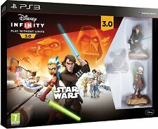 Disney Infinity 3 Star Wars Starter Pack PS3 - totalmente in italiano